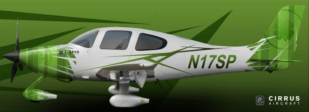 Air Taxi flying green CO2 offset