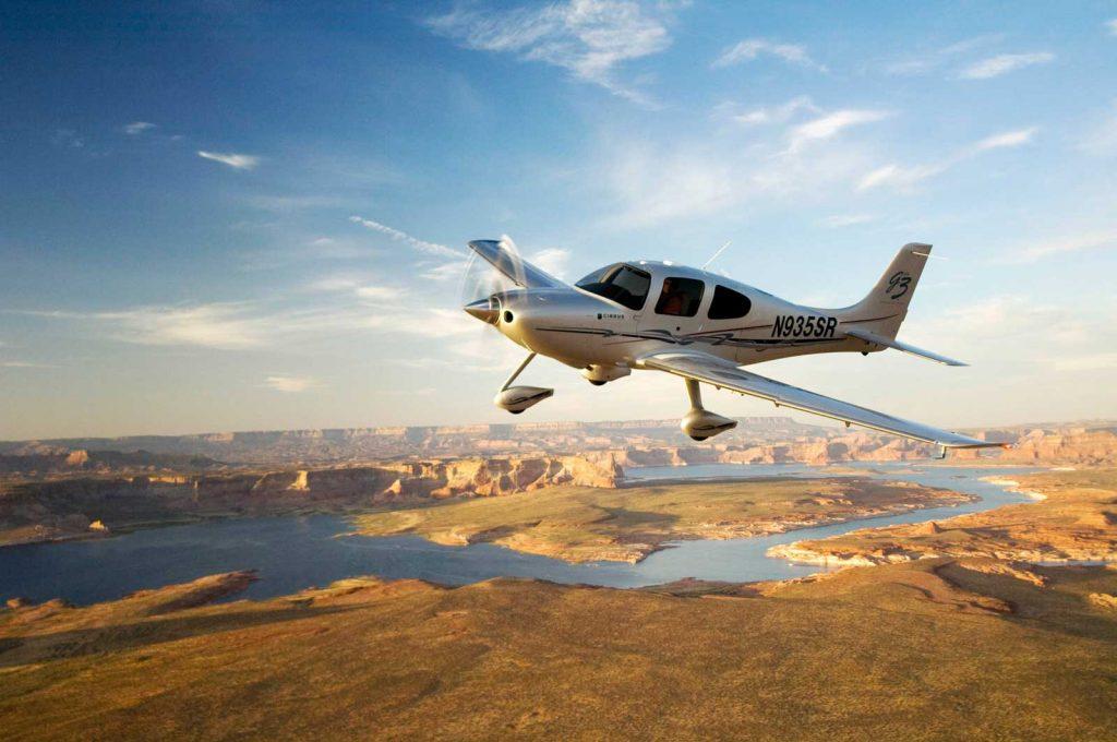 Cirrus SR22: preiswertes Flugzeug