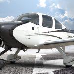 cirrus SR22 prive vliegtuig