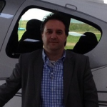 Fly Aeolus Air Taxi Co-founder Vincent Wigmans