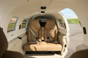 From Kortrijk to London with a Piper Meridian for rent