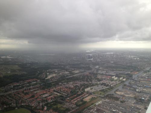 Landing op Rotterdam-Den Haag airport met luchttaxi