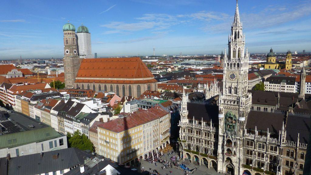 air taxi to Munich
