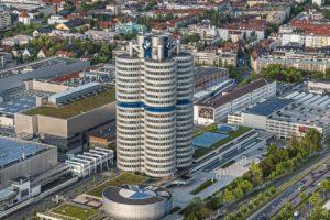 München mit einem Air Taxi!