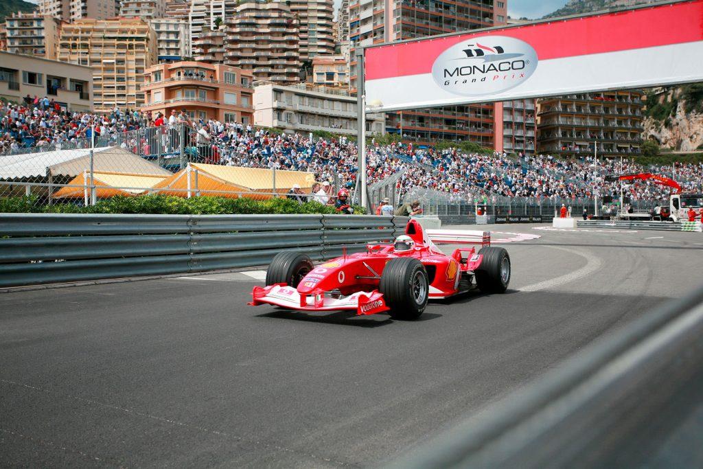 Circuit F1 Monaco