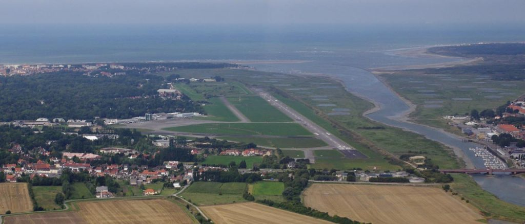 Private flights to Le Touquet