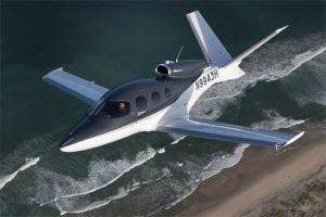 Cirrus Vision Jet - een betaalbare privejet