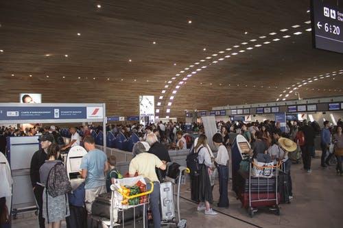 Stress am Flughafen vermeiden