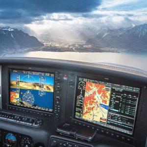 last minute shortski met een privéjet naar Sion Airport