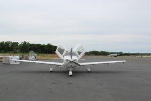 Privatflug nach Sylt mit einem Lufttaxi.