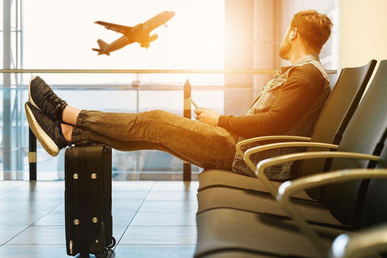 attente aéroports internationaux