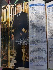 Beau Monde magazine Juli editie