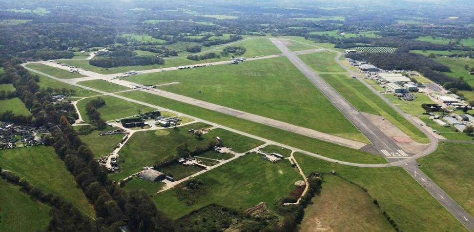 Top Gear Dunsfold Aerodrome