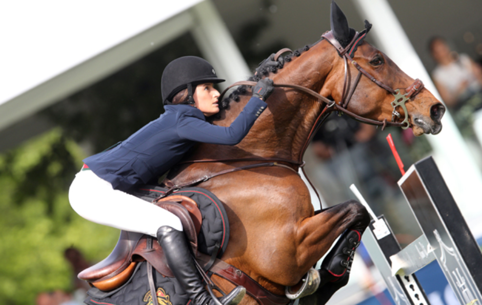 Top horses Jessica Springsteen
