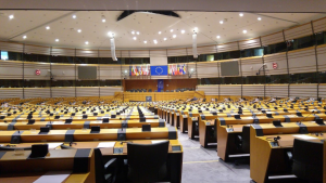 European Parliament conferencewroom