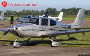 Air Taxi Cirrus Lille