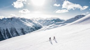French slopes by private jet