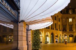 Weihnachtsshopping in Paris mit Fly Aeolus