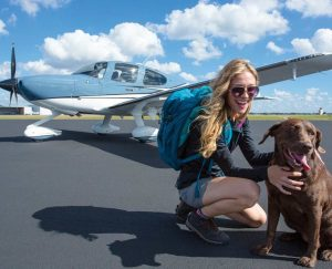 Cirrus travel pet
