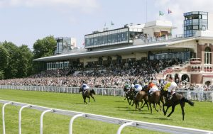 flightticket to horse city Deauville