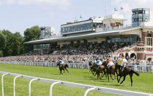 flightticket to horse city Deauville