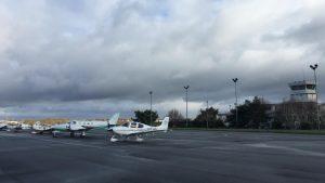 Taxi aérien de Toussus-le-Noble