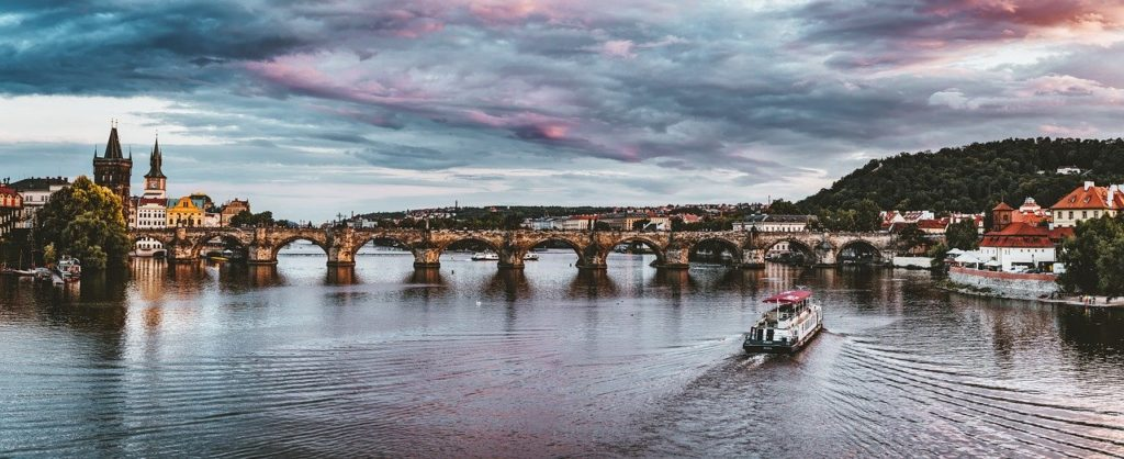Valentinstag; Prag