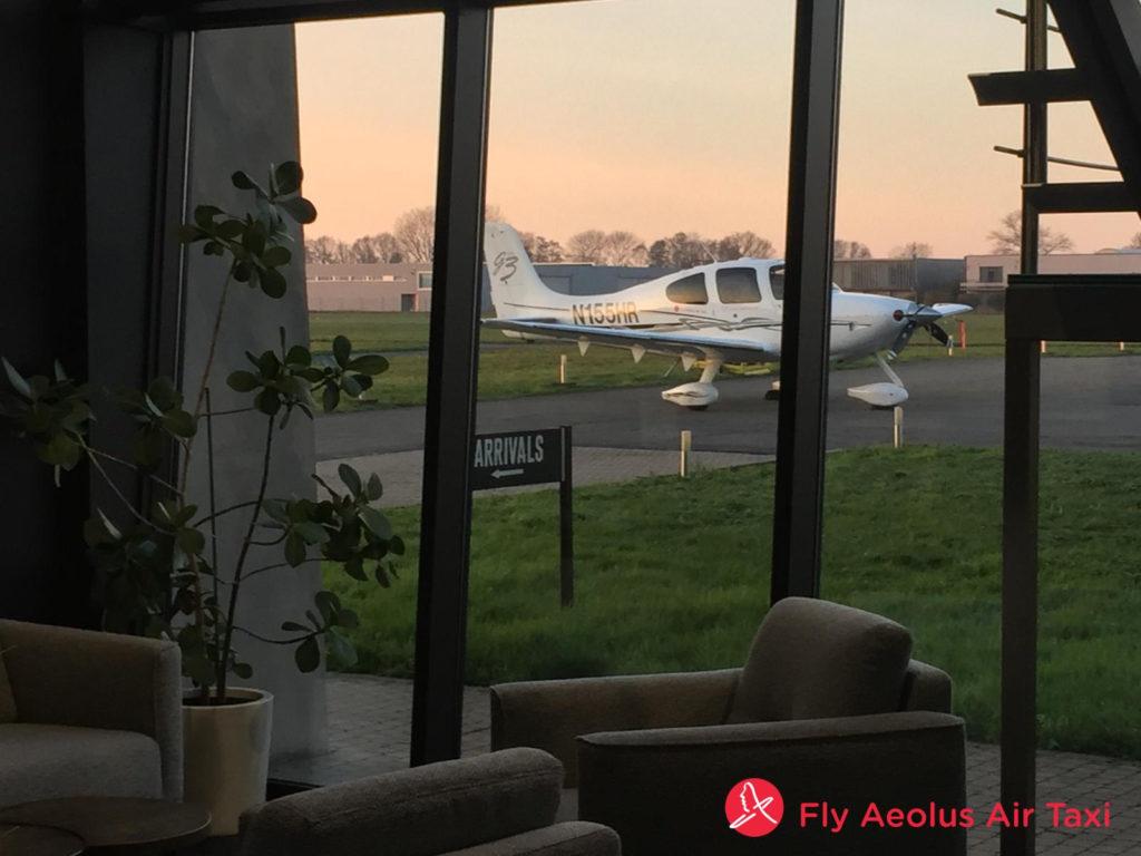 Private jet Terminal