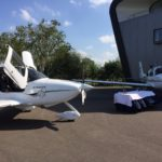 Air taxi Event at Teuge Airport