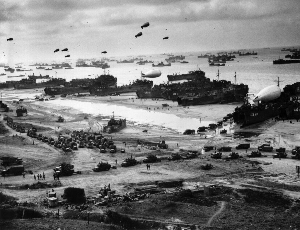 Herdenking 75 jaar D-Day