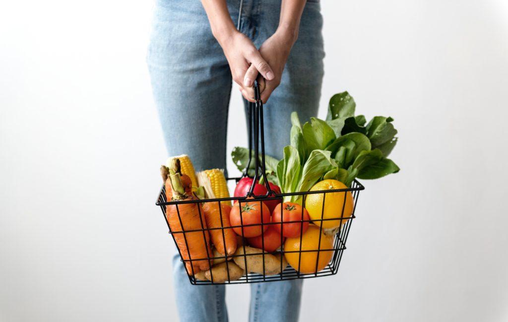 Healthy food in the german food industry