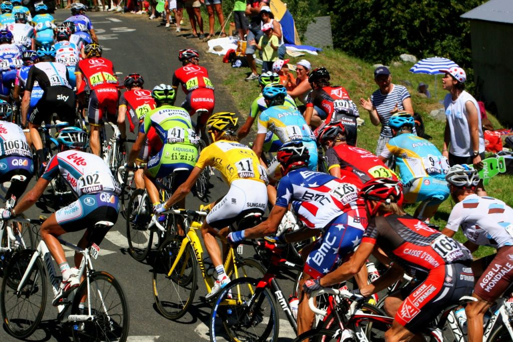 Lufttaxi zur Tour de France Paris