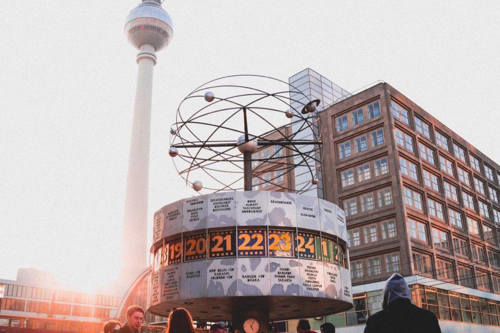 air taxi naar Berlijn