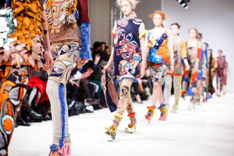 Fashion Week heute