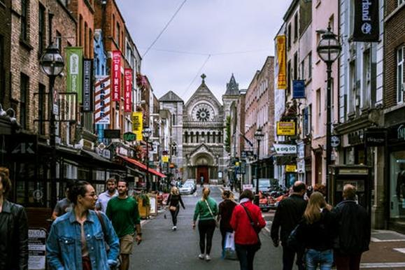 Dublin's Sehenswürdigkeiten