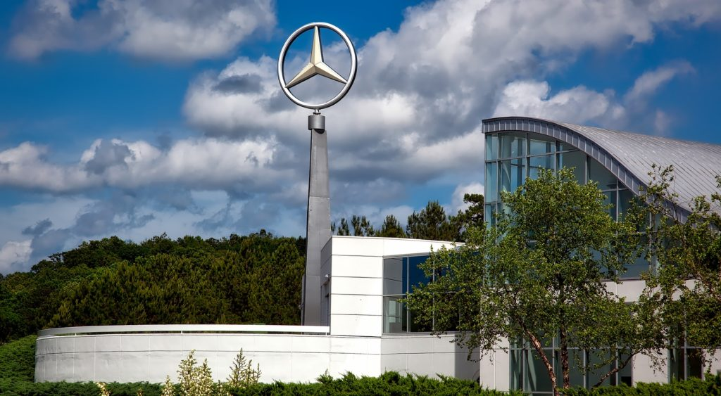 mercedes benz factory germany