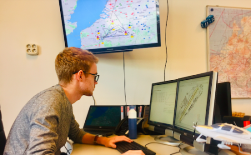 Fly Aeolus Operations: Flight support services; Dienste zur Flugunterstützung