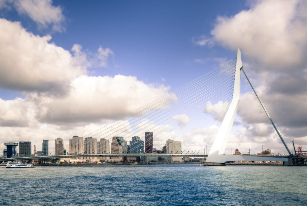 Eurovision song contest 2020 in Rotterdam