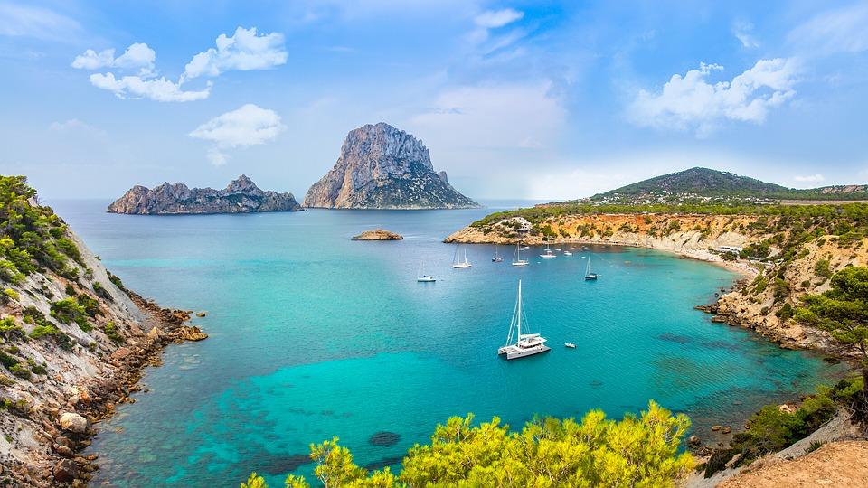 Private jet Ibiza