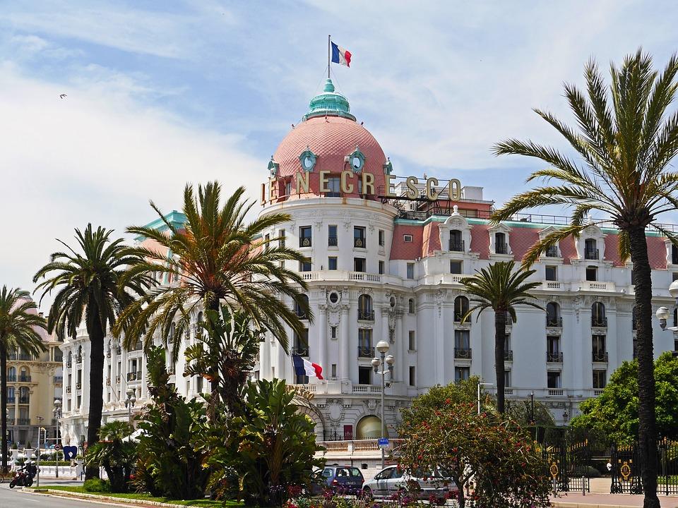 Coolste Reiseziele: Nizza