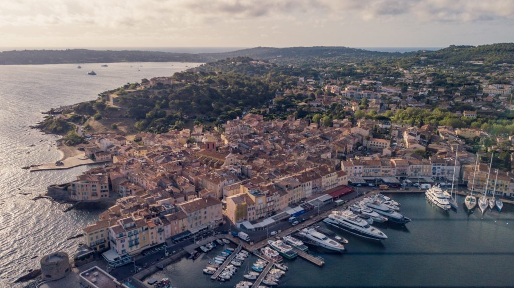 Coolste Reiseziele: Saint Tropez