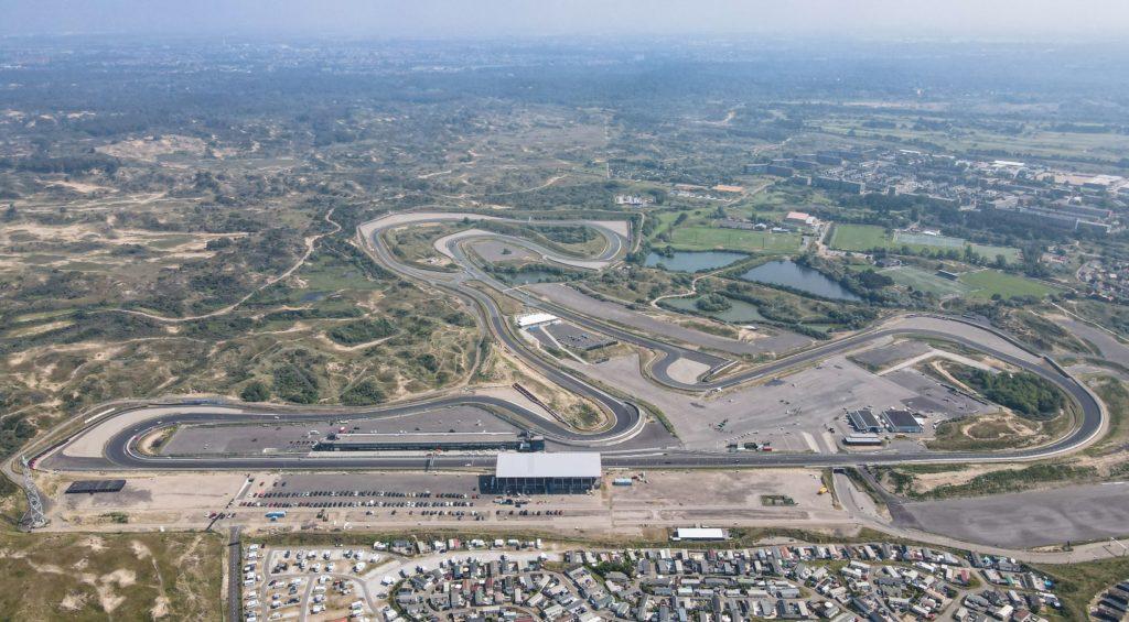 Circuit F1 Zandvoort