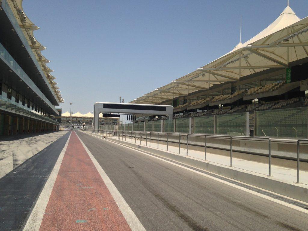 Autodromo Nazionale Monza ; Formel 1 Strecken