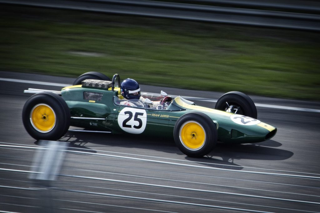 Circuit F1 Silverstone