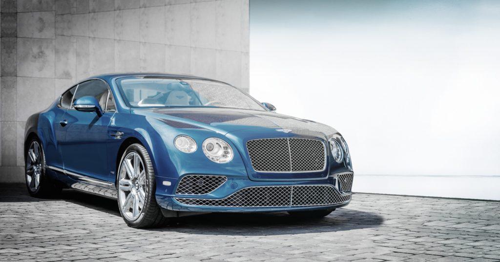 Meest exclusieve automerk Bentley