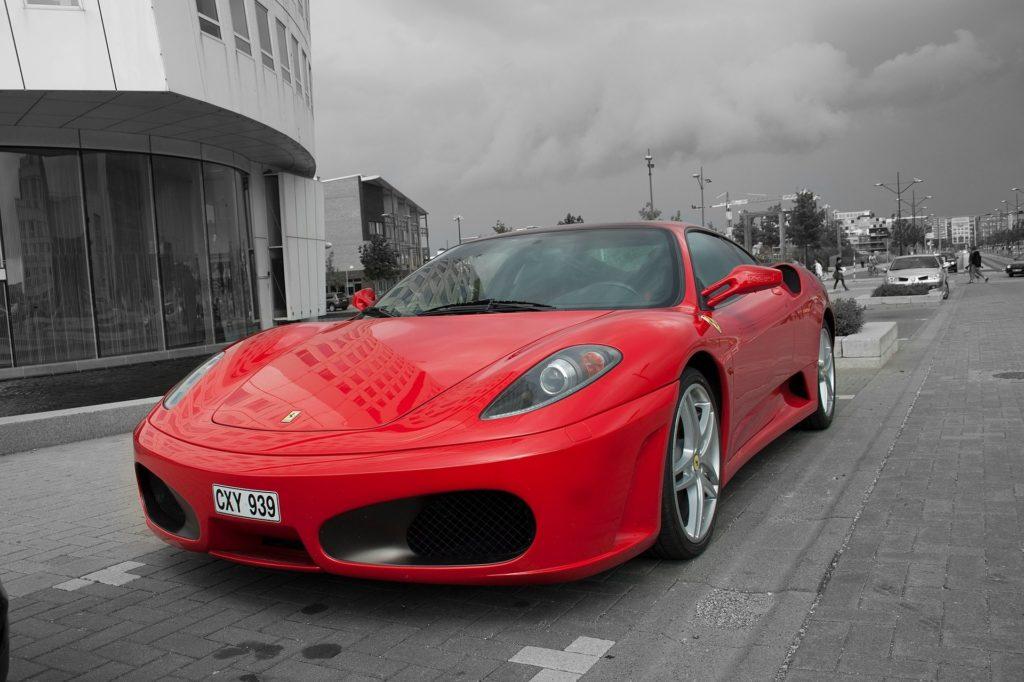 Meest exclusieve automerk Ferrari