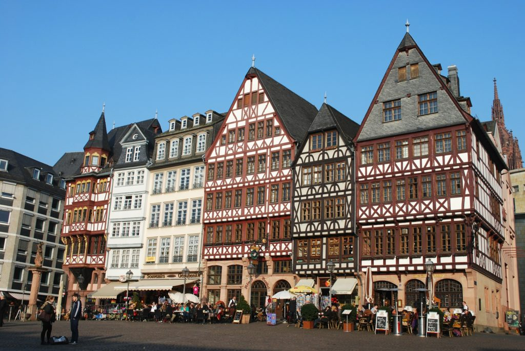 Frankfurt Germany Römer