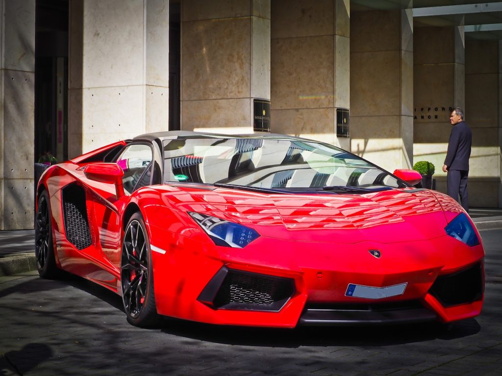 Meest exclusieve automerk Lamborghini
