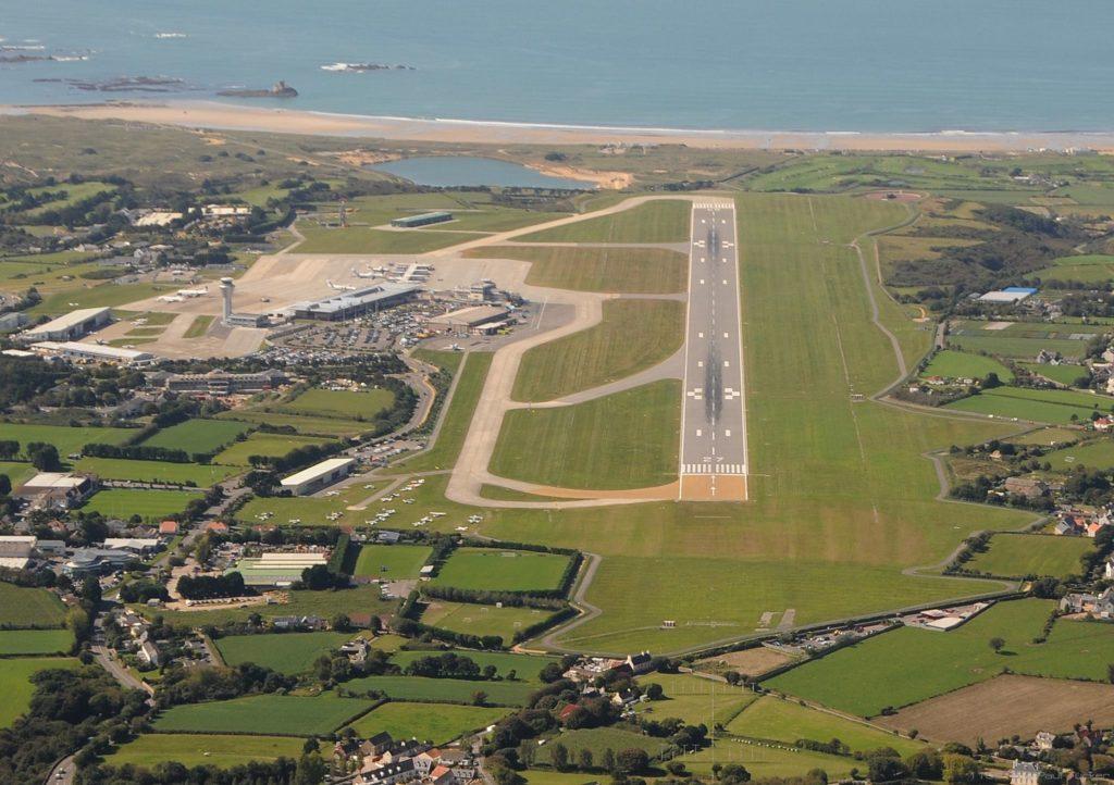 Flughafen Jersey
