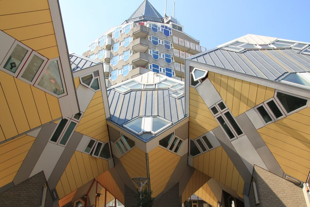 Rotterdam Sightseeing größte europäische hafenstadt